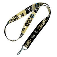 2019 College World Series National Champions Lanyard