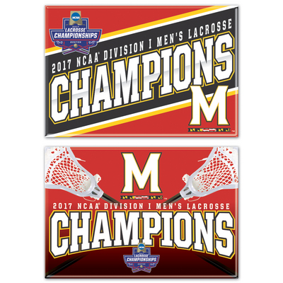 2017 NCAA Division I National Champs 2pk Magnets