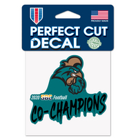 Co Champions 4x4 Decal