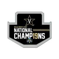 2019 College World Series Champions Lapel Pin