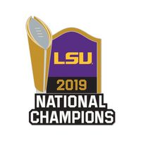 National Champions Collector Pin