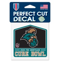 Bowl Bound  4x4 Decal