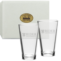Set of 2 Pint Glass (Online Only)