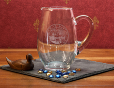 67 oz Large Crystal  Pitcher (online only)