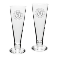 Set of 2 Pilsner Beer Glass