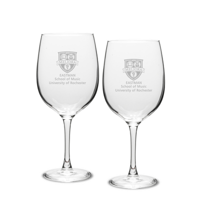 Crystal Red Wine Glass   (online only)