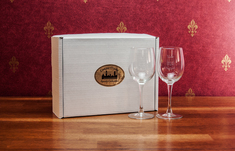 Set of 2 White Wine Glass (Online Only)