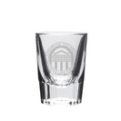 Crystal 2oz Fluted Shot Glass