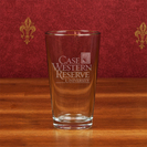 Crystal Chelsea Microbrew Pint Glass