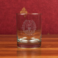 Crystal Aristocrat Double Old Fashion
