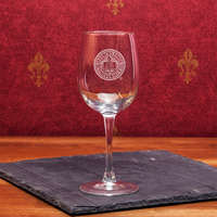 12 oz Crystal White Wine Glass