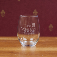 Crystal Stemless Wine Glass