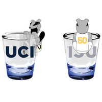 Mascot Shot Glass