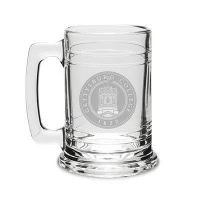 Crystal Colonial Tankard Beer Mug