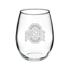 Campus Crystal Stemless Red Wine Glass