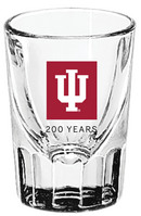 Bicentennial 2 oz Fluted Shot Glass
