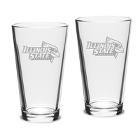 Microbrew Style Pint Glass