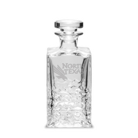 Etched Luigi Bormioli Textured Decanter (online only)