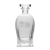 Etched Luigi Bormioli Spirits Decanter (online only)