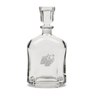 Deep Etched 23.75 oz Whiskey Decanter (Online Only)
