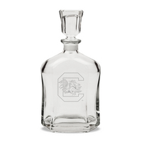 Deep Etched Whiskey Decanter (online only)