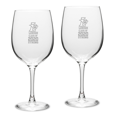 2Pk Red Wine Glass 2020