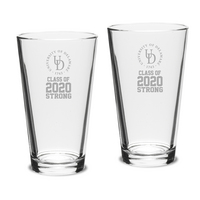 2Pk Mixing Glass 2020