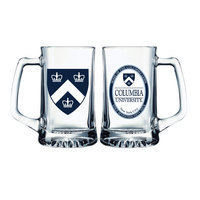 Columbia Lions Glass Tankard