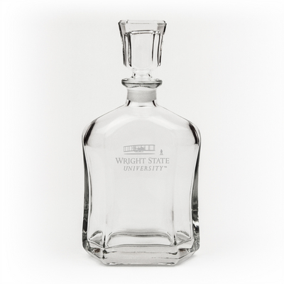 Crystal Whiskey Decanter