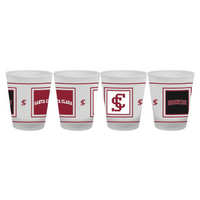 Frosted Shot Glass