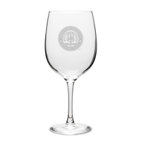 Crystal Red Wine Glass