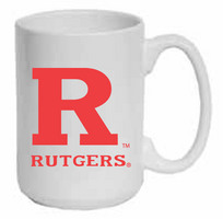 Rutgers Scarlet Knights Elgrande Coffee Mug