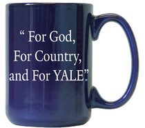 Yale Bulldogs Elgrande Coffee Mug