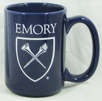 Emory Eagles Elgrande Coffee Mug