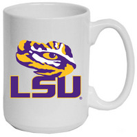 LSU Tigers Elgrande Coffee Mug