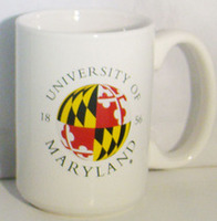University of Maryland Elgrande Coffee Mug