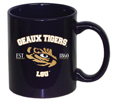 LSU Tigers Coffee Mug