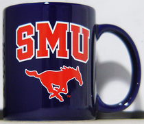 SMU Mustangs Coffee Mug