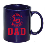 Flames Dad Coffee Mug
