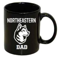 Northeastern Huskies Dad Coffee Mug