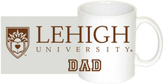 Lehigh Dad Coffee Mug