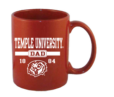 Temple Dad Coffee Mug