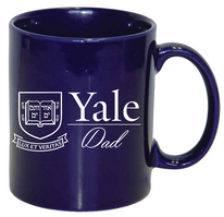 Yale Bulldogs Dad Coffee Mug