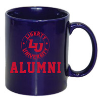 Flames Alumni Coffee Mug
