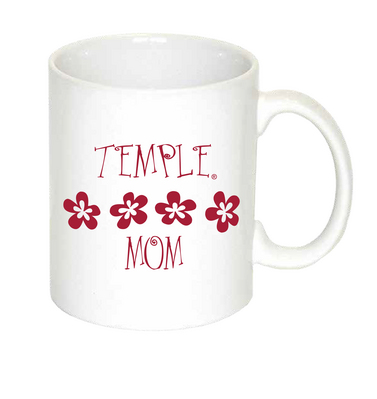Temple Mom Coffee Mug