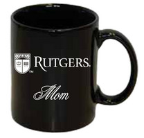 Rutgers Scarlet Knights Mom Coffee Mug