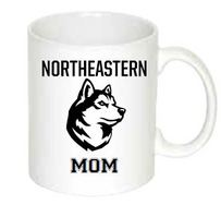Northeastern Huskies Mom Coffee Mug