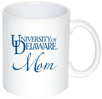 Delaware Blue Hens Mom Coffee Mug