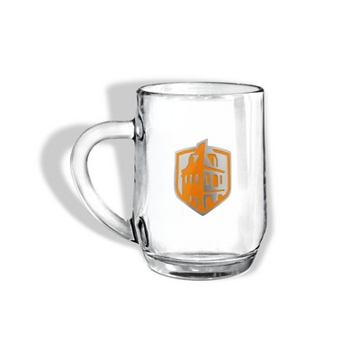 Distinction Glass Coffee Mug