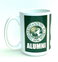 South Florida Bulls Color Max Alumni Mug